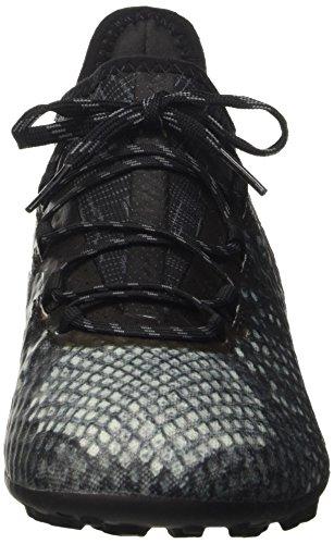 adidas X 16.1 Cage, Chaussures de Football Entrainement Homme Multicolore (Vapgrn/Cblack/Cblack)