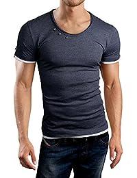 Grin&Bear Slim Fit O-Neck Tshirt, BH106