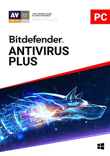 Price comparison product image Bitdefender Antivirus Plus / Download / Standard 1 Year / 3 PC / 1 Year / PC / Online Code