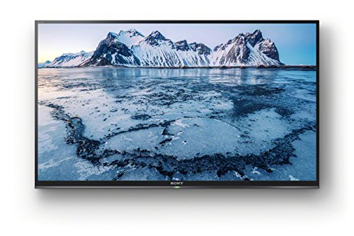Sony Bravia KDL40WE663 (40-Inch) Full HD HDR Smart TV (X-Reality PRO, Slim and streamlined design) - Black (2017 Model)