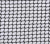 Los niños escaleras red, red for interceptar la pelota, valla barandilla de balcón, la red de soporte de nylon, redes de las porterías, malla negro, campo de golf cuerda barrera protectora alternativa