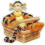 Disney Winnie The Pooh Kinderzimmer Teppich Tigerform Matte