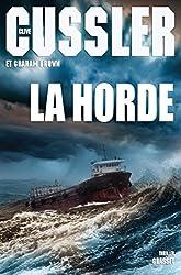 La horde : thriller traduit de langlais (Etats-Unis) par Jean Rosenthal (Grand Format)