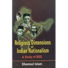 Religious Dimensions of Indian Nationalism