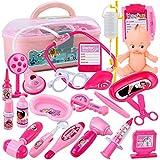 Wafalano 22 stücke Kinder Arzt Kit Spielzeug Medizinische Rollenspiel Set