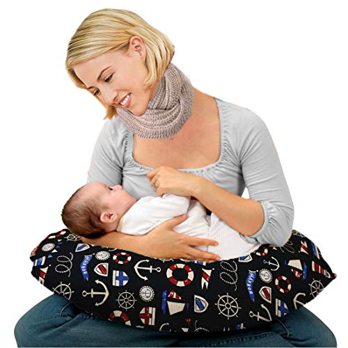 Kradyl Kroft Columbus 2.0 Baby's 5-in-1 Feeding Pillow with Detachable Cover
