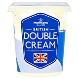 Morrisons British Double Cream, 300ml