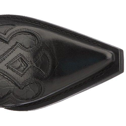 New Rock 7921-S1, Boots homme Noir