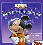 Mickey dans l'espace
