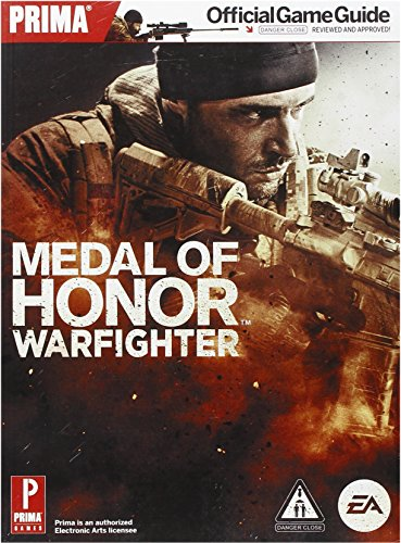 Medal of Honor: Warfighter Official Game Guide (Prima Official Game Guides) por Prima Games