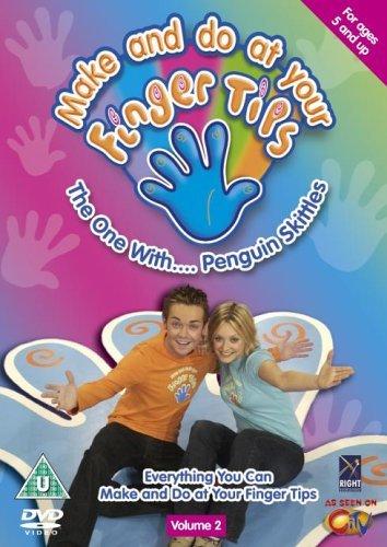 Finger Tips 2: The One With....Penguin Skittles [DVD] (2 Fingertip)
