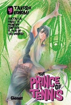 The prince of tennis 41 (Shonen Manga) por Takeshi Konomi