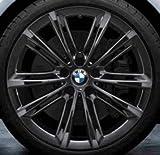 Original BMW Alufelge 5er F10-F11-LCI M V-Speiche 464 Liquid Black