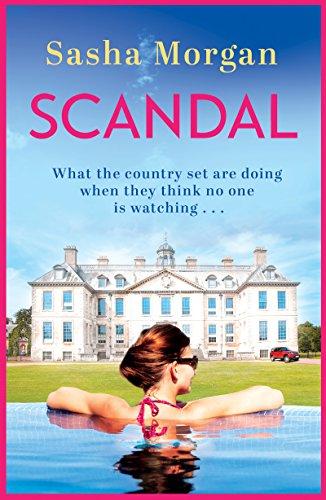 Scandal: A sexy, scandalous page-turner by [Morgan, Sasha]