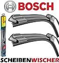 BOSCH Aerotwin AR 553 S Scheibenwischer Wischerblatt Wischblatt Flachbalkenwischer Scheibenwischerblatt 550 / 340 Set 2mmService