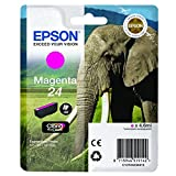 Epson T2423 Tintenpatrone Elefant, Singlepack magenta