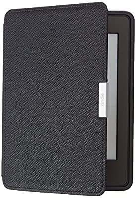 Amazon Kindle Paperwhite Leather Cover - fits all Paperwhite generations