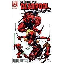 Deadpool Corps - le club des cinq
