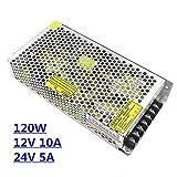 MXBAOHENG fuente de alimentación para actuador lineal eléctrico 12 V/24 V, 220V to 12V, 1