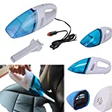 #5: Generic Auto Accessories Portable 12V Car Vacuum Cleaner Handheld Mini Super Suction Wet And Dry Dual Use Vaccum Cleaner