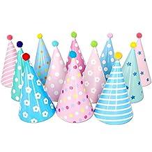 Amazon.it  cappellini compleanno - 3-4 anni 6e630fe2331e