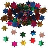 Estrella de David confeti