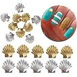 3D Nail Art Maniküre Designs Dekorationen Packung mit 20Stück 3MM