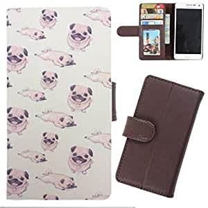 DooDa - For HTC Window Phone 8S PU Leather Designer Fashionable Fancy Wallet Flip Case Cover Pouch With Card, ID & Cash Slots And Smooth Inner Velvet With Strong Magnetic Lock