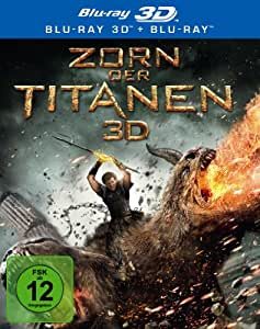 Zorn der Titanen (+ Blu-ray) [Blu-ray 3D]