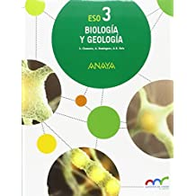 Biología y Geología, 3 ESO. Andalucía