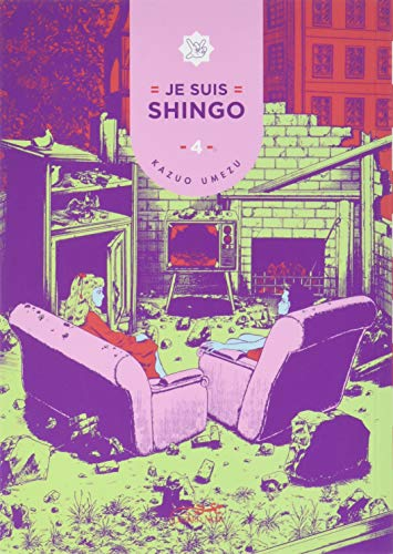 Je suis shingo Edition simple Tome 4