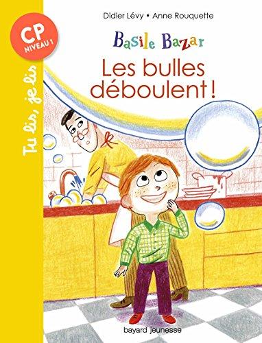 Basile Bazar, Tome 01: Les bulles déboulent