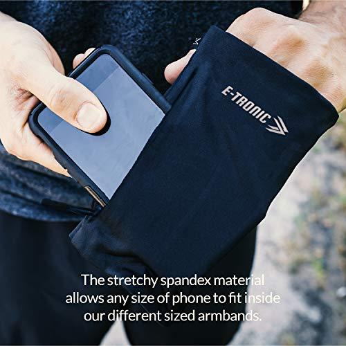 Zoom IMG-3 sportiva da braccio sweatproof bracciale