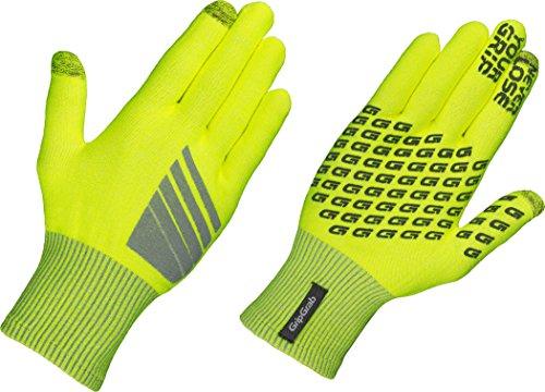 Preisvergleich Produktbild GripGrab Primavera Hi-Vis Gloves Fluo Yellow Handschuhgröße XS / S 2018 Fahrradhandschuhe