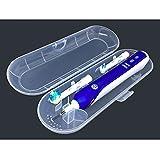 Nincha Portable Ersatz Kunststoff elektrische Zahnbürste Reise-Etui für Oral-B Pro Serie