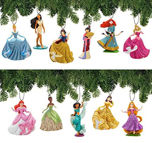 Disney Prinzessin Ornament-Set Deluxe, ()
