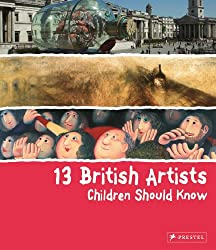 13 british artists children should know /anglais