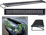 Aqualight Hi-Lumen LED Aquarien-Aufsetzleuchte HI-Lumen120 für 120 - 140 cm Becken