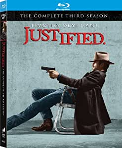 Justified: The Complete Third Season [Blu-ray] [US Import]