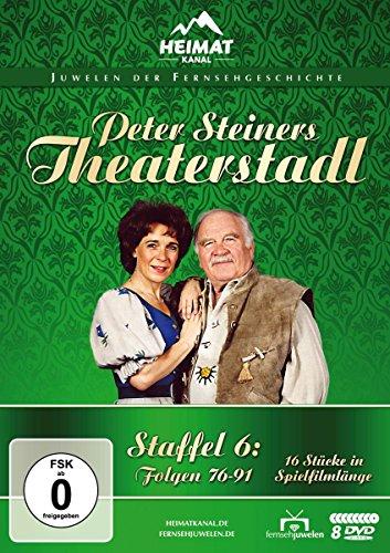 Staffel 6 (8 DVDs)