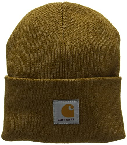 carhartt-acrylic-watch-hat-sombrero-unisex-adulto-marron-hamilton-brown-talla-unica-talla-del-fabric
