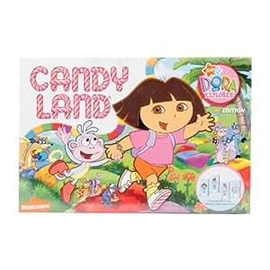 Funskool - Dora The Explorer - Candy Land
