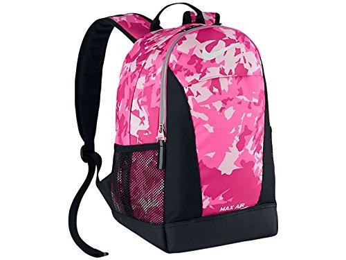 39e27b0ac22c8 Nike Backpack YA Max Air TT SM Pink Pow Black White 50 x 25