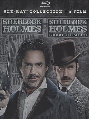 Sherlock Holmes & Sherlock Holmes - Gioco di ombre(Blu-ray collection) [IT Import] (Sherlock Holmes Films Robert Downey Jr)