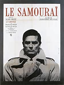 Samourai, Le Plakat Movie Poster (27 x 40 Inches - 69cm x 102cm) (1967) French