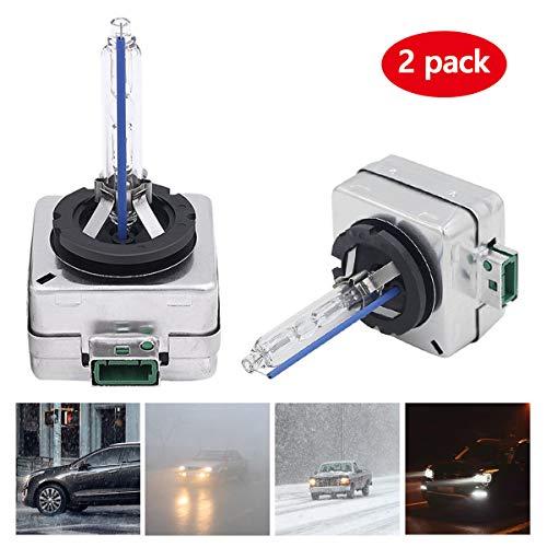 2x Carrep D1S Xenon Brenner Xenonbrenner 6000K -12 V-35 Watt Autolampe Birne . -