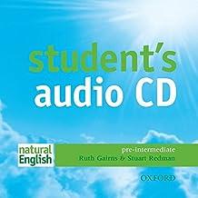 Natural English: Student's Audio CD Pre-intermediate level