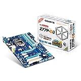 Gigabyte GA-Z77P-D3 Mainboard Sockel LGA 1155 (mini-ITX, Intel Z77, 4x DDR3 Speicher, 2x SATA III, HDMI, RJ-45, 2x USB 3.0)