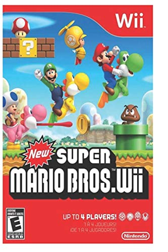 New Super Mario Wii: New Super Mario Wii xbox one game a step by step official  game  guide to become master in New Super Mario Wii