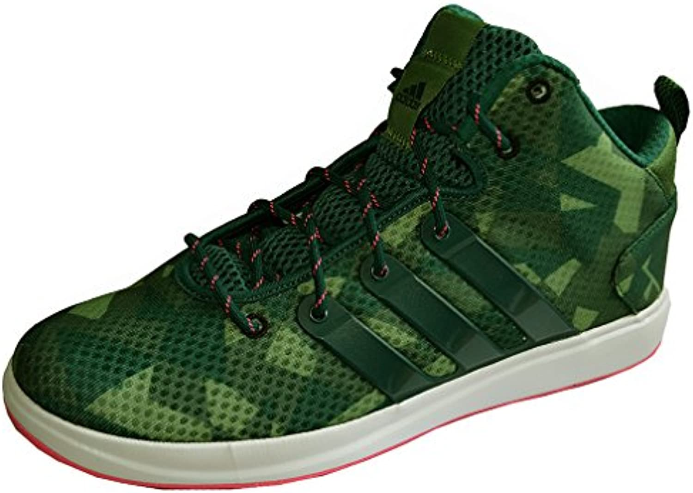 x-hale 2014 de basket adidas chaussure vert c75385 mi - vert chaussure 18f3f4